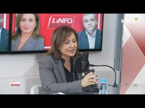 Video : De la politique à l'environnement en passant par les droits de l'Homme. Houria Tazi Sadeq dit tout