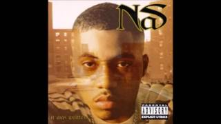 Dr Dre - Deep Cover / Nas Shootouts Remix