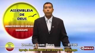 Assembléia de Deus Ministério do Ipiranga realizará dois grandes trabalhos