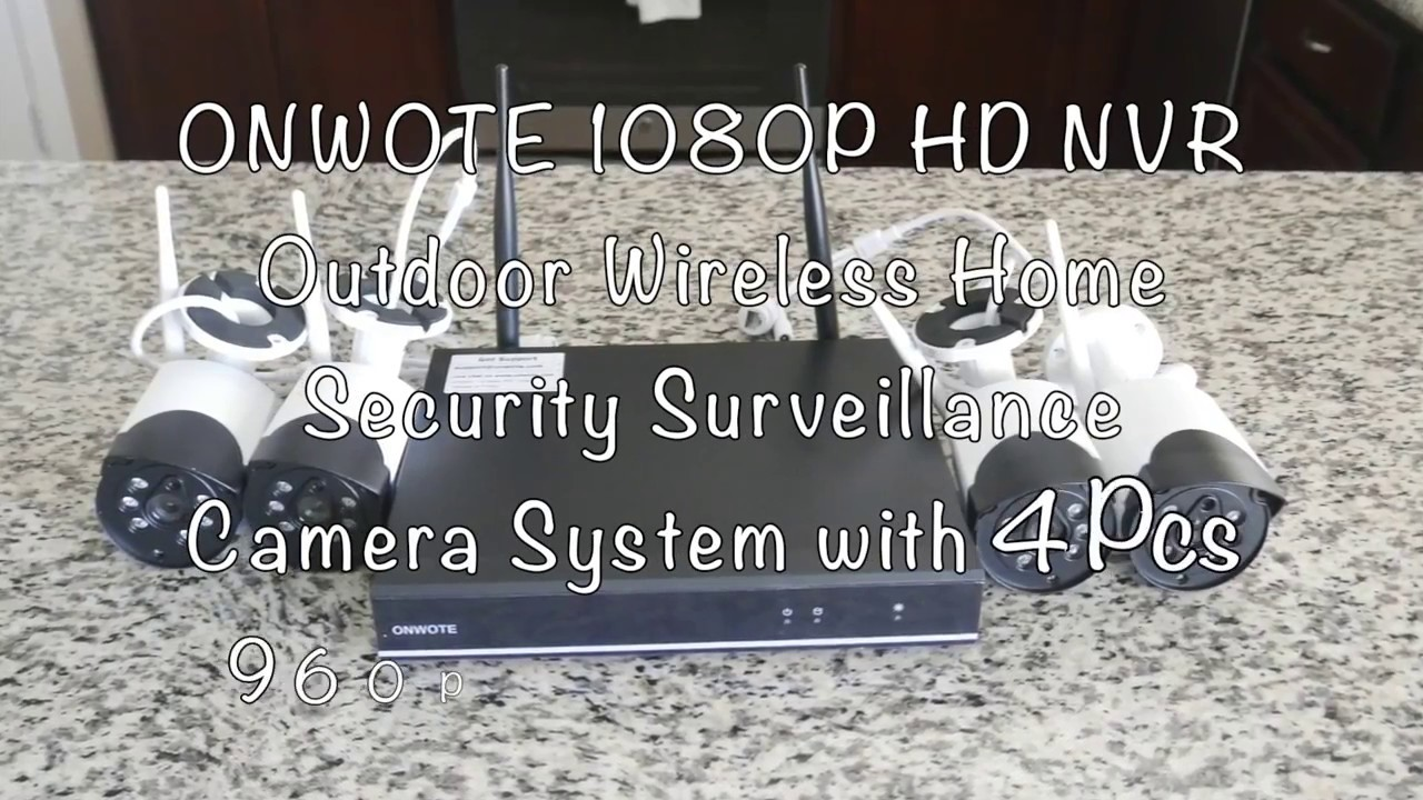 Smart Home Security System Post TX