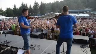 KOLLÁROVCI-LIVE- KRASNEJSKÁ HALUŠKA 2017