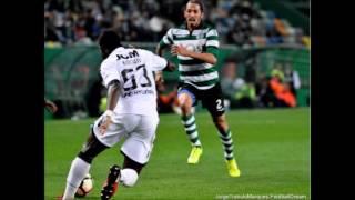 Sporting 1 – Guimarães  1 – Vimaranenses sorriem em Alvalade com um ponto na bagagem