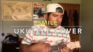 Smile - Nat King Cole (ukulele cover)