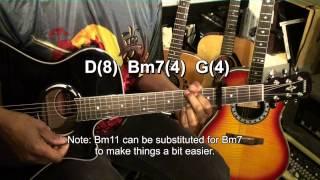 How To Play GLADIATOR Dami Im On Guitar Tutorial EricBlackmonMusicHD K-Pop