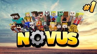 Kevgeilo  Download Minecraft Novus|Kev Geilo