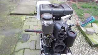 Wehrmacht Maschinensatz DKW KL100 Stromerzeuger