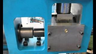 Hydros MS - presse hydraulique horizontale (www.hydro-ms.com)