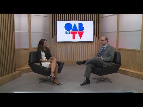 [OAB na TV entrevista Waldir Santos, presidente da Comissão de Combate à Corrupção]