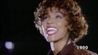 Whitney Houston Attepts | Greatest Love of All [Final Note]