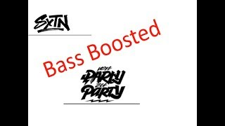 SXTN - von Party zu Party [Bass Boosted]