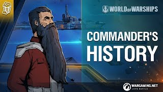 [World of Warships] Space battles:Commander's History