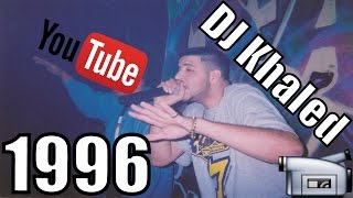 DJ Khaled - 20 Years Old - Before He Was Famous In 1996 🎥🎥
