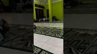 Rebana di masjid Al hidayah dungkul