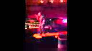 YUNG KINGA performing live at Cafe Istanbul