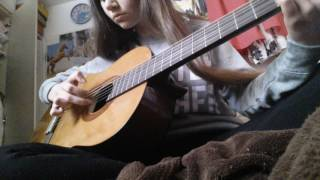 Siente mi amor (Once upon in Mexico) - Acoustic Guitar