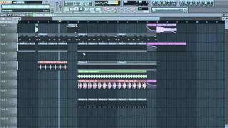 Armin Van Buuren W&W - If It Ain't Dutch (Gerson Remakes) FL STUDIO