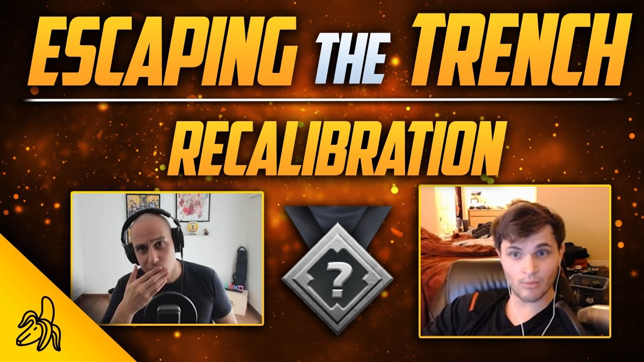 BSJ - 9k Tactics, 1k Execution: IT'S TIME TO RE-CALIBRATE! (Escaping The Trench w/ Eri Neeman & BSJ)