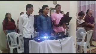 A começar em mim - Vocal Livre (Coral jovem IMAP)
