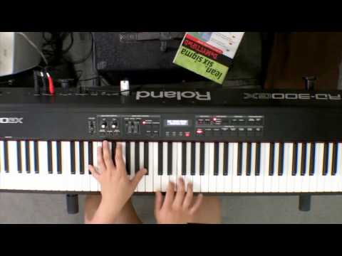 wicked-defying-gravity-piano-cover-glee-cast-version-ivan-alexander