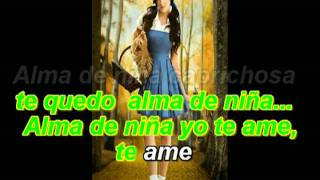 JOAN SEBASTIAN   ALMA DE NINA