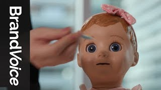 How Luvabella Uses AI To Reinvent The Baby Doll | Dell TechnologiesVoice