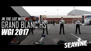 Grand Blanc High School Cymbal Line 2017- In the Lot with Seavine