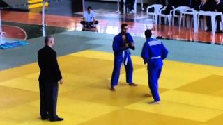 Cadete Diogo Landim - Redenção - Vitória - IPPON - interAFA 26/04/2015