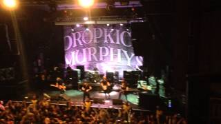 I'm Shipping Up To Boston - Dropkick Murphys Live at Newcastle O2 Academy