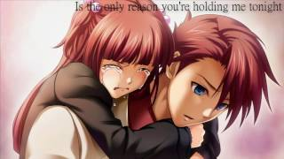 ღ Nightcore - Scared To Be Lonely Official music with Lyrics (original by Martin Garrix)