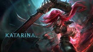 Pre-sezon: prezentarea campionului Katarina | Gameplay – League of Legends