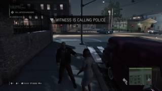 Mafia 3 Gang Fight.