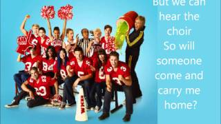 Glee- we are young lyrics