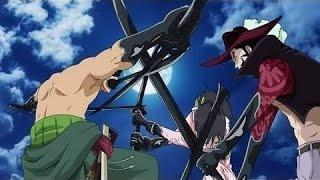 Zoro AMV - Zoro vs Mihawk [Anime, One Piece] Bridge To Grace - Everything