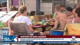 Violência na noite algarvia - Fala Portugal
