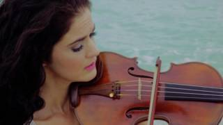 Elvis Presley-Can't Help Falling in Love[OFFICIAL VIDEO]-violin cover by Susan Holloway