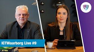G Data in ICTWaarborg Live aflevering #9