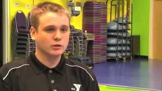 Tyler Shelton - Thomson Family YMCA