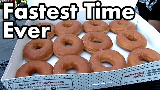 12 Krispy Kreme Donuts DESTROYED width=