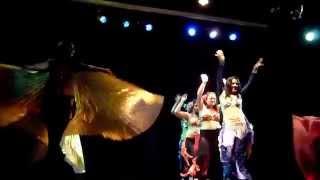 Fusión   Samba Árabe