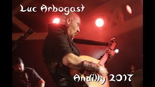 Luc Arbogast  - Quinze marins (Concert Andilly 2017)