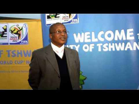 Tshwane City manager