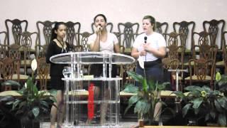 Quando Jesus estendeu a sua mão - Grupo Apocalipse