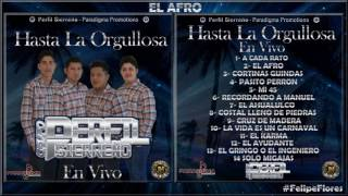EL AFRO (EN VIVO) - PERFIL SIERREÑO