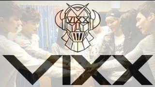 빅스(VIXX)  '그만버티고' (feat.걸스데이 민아) 메이킹