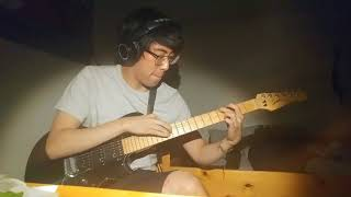 Trevor R. Wong - Kelowna (Guitar Play Through) [Math Rock / Midwest Emo]