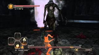 The Caveman versus the King - Dark Souls II