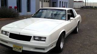 chevy monte carlo SS 85