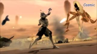 Star Wars The Clone Wars Tribute (Radioactive)