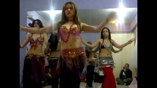 """Ismaouni"" - Opening Sadik Dance Studio and belly dance by Orientz"