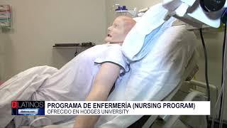 Programa de Enfermería en Hodges University